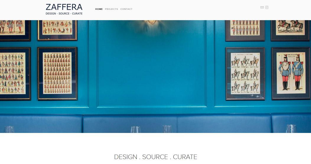 Zaffera Web Design