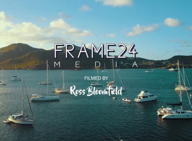 Frame 24 Media Drone Showreel