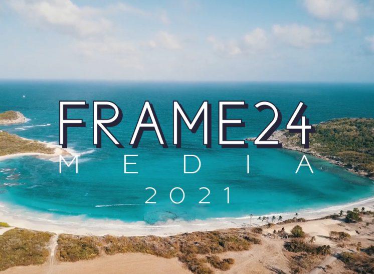 Frame 24 Showreel 2021